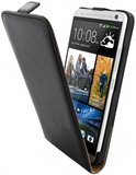 Mobiparts Classic Flip Case HTC One Max Black - AANBIEDING - Case..._