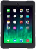 Gecko Rugged Ultra-Protective Case iPad Air Black - Case specifiek - TK..._