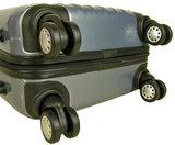 AANBIEDING - OCBC Cabin size trolley zilver_