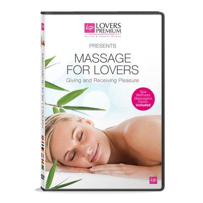 LoversPremium - Massage for Lovers DVD - Seks educatie -  - E22060 - 8717903271797 *7TH*