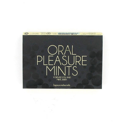 Bijoux Indiscrets - Oral Pleasure Mints Pepermunt - Fun & gadgets - Erotisch eten - E24757 - 8436562010249 *7TH*