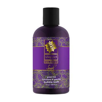 Sliquid - Balance Soak Groene Thee 255 ml - Lichaamsverzorging - Bad & douche - E25989 - 894147009336 *7TH*