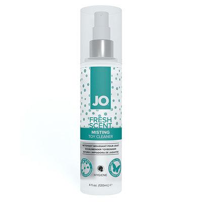 System JO - Misting Toy Cleaner Fresh Scent Hygiene 120 ml - Seksspeeltjes reiniging -  - E27121 - 796494400111 *7TH*