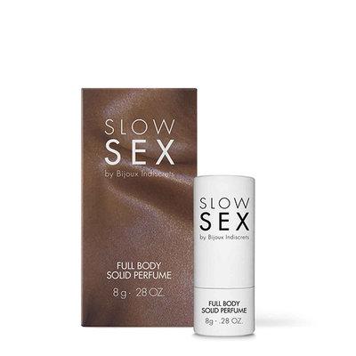 Bijoux Indiscrets - Slow Sex Full Body Solid Parfum - Lichaamsverzorging -  - E28328 - 8436562013875 *7TH*
