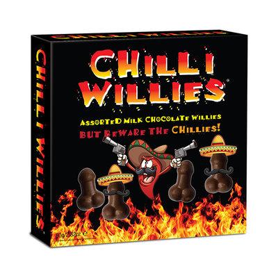 Chocolade Chilli Willies - Fun & gadgets - Erotisch eten - E29783 - 5022782127039 *7TH*