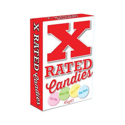 X-Rated Snoepjes - Fun & gadgets - Erotisch eten - E29790 - 5022782127022 *7TH*