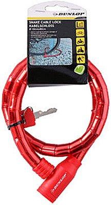Dunlop Kabelslot rood 800x18mm *7TH*
