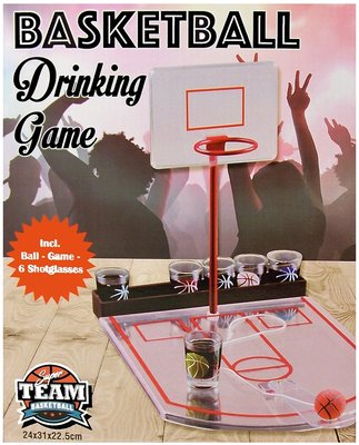 Basketball drinking game *7TH*