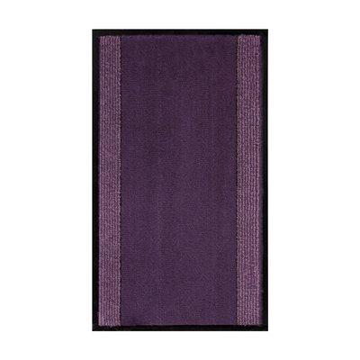 Magic Carpet Purple/Striped: superabsorberende binnen- en buitenmat * Magic Carpet - 8719128647609 *7TH*