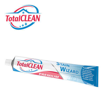 TotalClean Stain Wizard - Stain Remover (zie video)  * Totalclean - 8719128647135 *7TH*