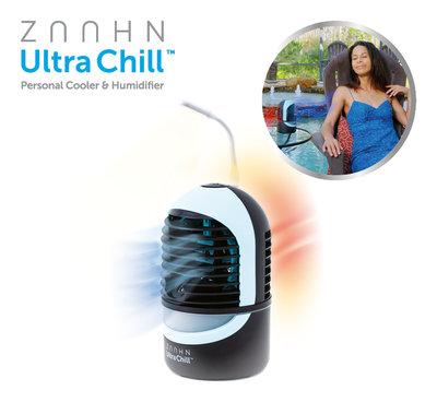 Zaahn Ultra Chill Deluxe - Air Cooler (zie video)  * Zaahn Ultra Chill - 8719128647036 *7TH*
