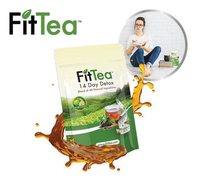 FitTea - 14 Day Detox Tea * FitTea - 8719128647937 *7TH*