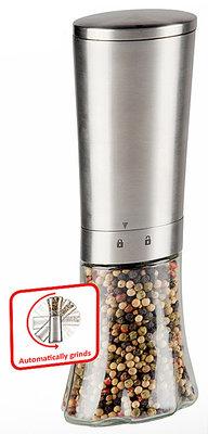 Alpina Roestvrijstalen automatische peper- en zoutmolen *6TH*
