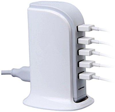 Oplaadstation 5-poorts USB *6TH*