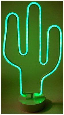 Decoratielamp cactus - 36cm *6TH*