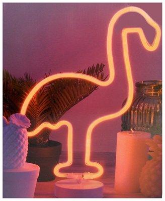 Decoratielamp flamingo - 42cm *6TH*