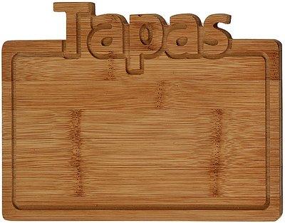 Bamboe snijplank -Tapas - 25x17cm *6TH*