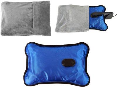 Adler AD7427 - Elektrische warmwaterkruik - soft fleece *6TH*