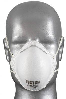 Tector 4220 P1 Fijn Stofmasker - Set van 10 * Tector - 4025888004878 *6TH*