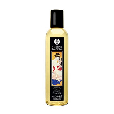 Shunga - Massage Olie Kokosnoot - Lichaamsmassage - Massage olie - E29712 - 697309010108 *6TH*