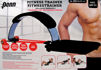 Penn fitness trainer *4TH*