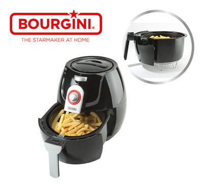 Bourgini Family Health Fryer 3,2 L * Bourgini - 8718868209603 *4TH*