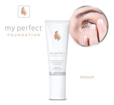 My Perfect Foundation Medium * My Perfect - 7091041432021 *4TH*