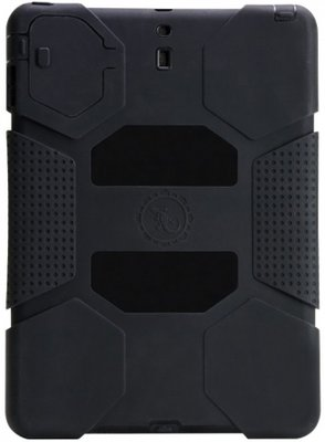Gecko Rugged Ultra-Protective Case iPad Air Black - Case specifiek - TK...