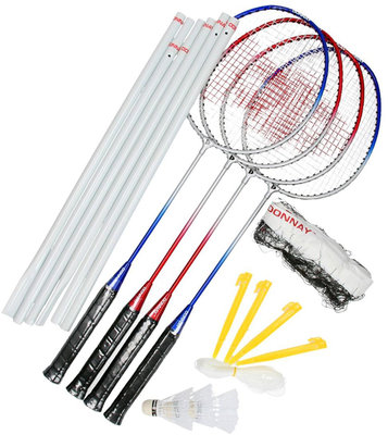 Donnay Badmintonset *7TH*