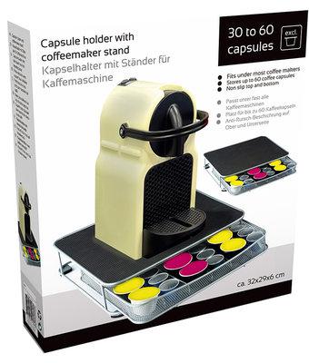 Capsulehouder met standaard voor koffiezetapparaat *6TH*