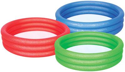 Bestway  Kinderzwembad 3-rings 102x25cm *4TH*