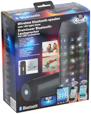 Bluetooth speaker met lichtshow *3TH*