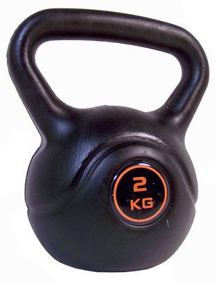 Q4Life  Kettlebell plastic (2kg) *7TH*