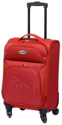 Dunlop Trolleykoffer cabin size (rood) *4TH*