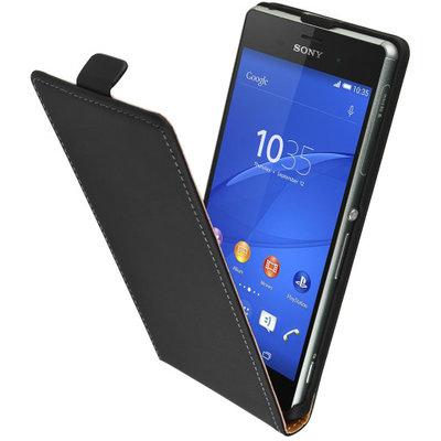 Mobiparts Premium Flip Case Sony Xperia Z3 / Z3+ Black - Cases > Flip Cases - TKP-32574 SKU: PRE-FLIP-XPERIAZ3P-01 EAN: 8718066282934 *3TH*