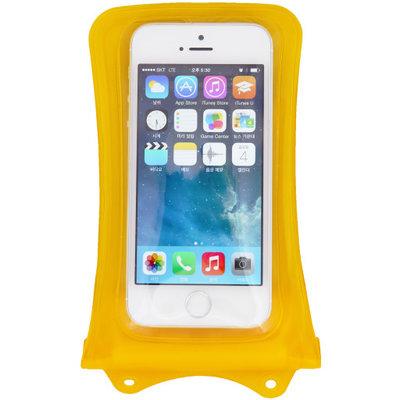 Dicapac Waterproof Case Apple iPhone 4/4S/5/5S/SE/5C/6/6S Yellow - Cases > Waterproof Cases - TKP-29606 SKU: WP-i10-2 EAN: 8809176620201 *7TH*