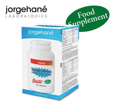 Reduce Fat Fast (zie video)  * Jorge Hané - 8717931726597 *3TH*