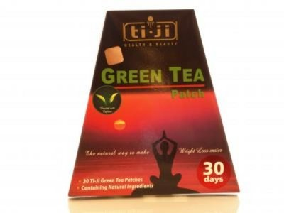 Ti-Ji Green Tea Patch (zie video)  * Ti-Ji - 8717931720106 *3TH*