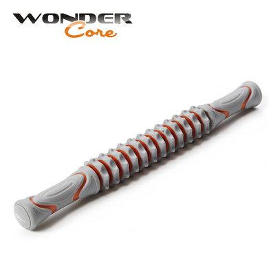 Wonder Core Massage Stick - Gray/Orange * Wonder Core - 8719128645117 *3TH*