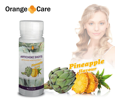 Orange Care Artichoke Shots (zie video)  * Orange Care - 8717931729789 *3TH*