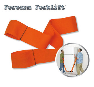 Forearm Forklift (zie video)  * Forearm Forklift - 8719128643922 *7TH*