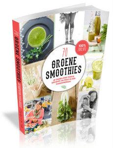 E-book 50 Groene Smoothies in een Handomdraai
