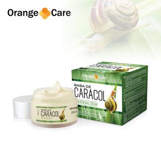 Orange Care - Baba de Caracol Gezichtscrème - Mooi & Gezond - Mooi & Gezond / Gezichtsverzorging - 8717931729550 - BAB001  - Zie video *-------*