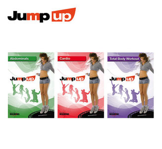 Booming Fitness Jump Up 3-delige DVD set - Fitness & Sport - Fitness & Sport / Fitnessaccessoires / Fitness DVD - 8717931729932 - BFJ002 *-vr-*