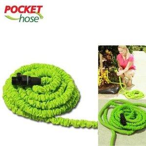 FlexiWonder Pocket Hose 15m - Tuin, Klussen & Hobby - Tuin, Klussen & Hobby / Tuin - 7640140513119 - POH002  - Zie video *-------*
